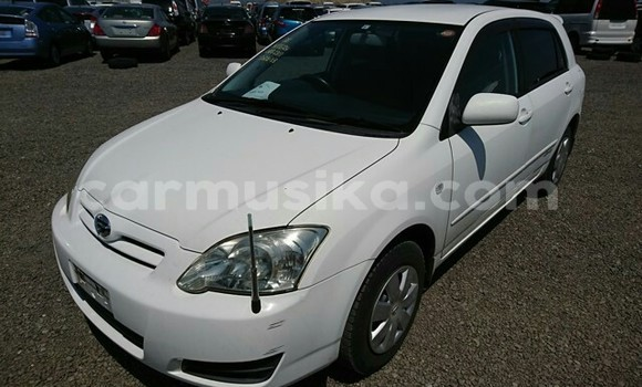 Buy Used Toyota Runx White Car in Harare in Harare