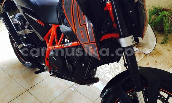 Buy Used KTM CG150 Beige Bike in Gweru in Midlands