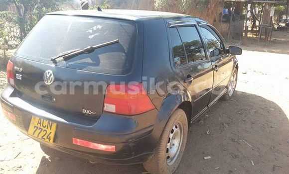 Buy Used Volkswagen Golf Black Car in Kadoma in Mashonaland West
