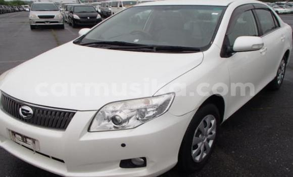 Buy Used Toyota Axio White Car in Bulawayo in Bulawayo