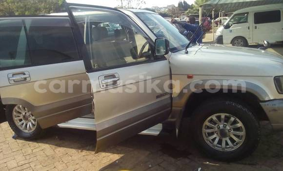 Buy Used Isuzu Wizard Silver Car in Harare in Harare