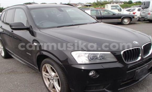 Buy Used BMW 3-Series Black Car in Belvedere in Harare