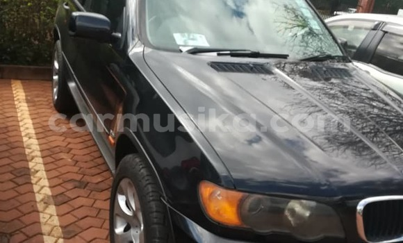 Buy Used BMW X5 Black Car in Avondale in Harare