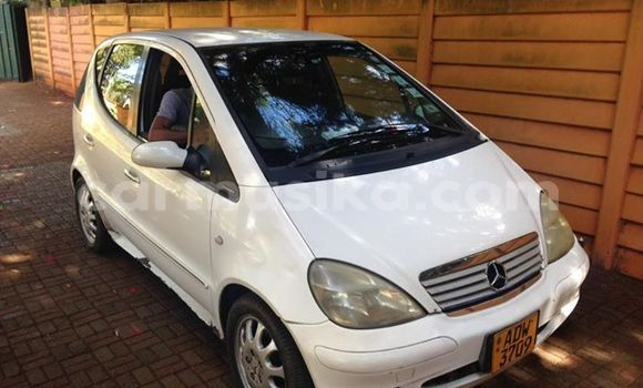 Buy Used Mercedes‒Benz A–Class White Car in Harare in Harare