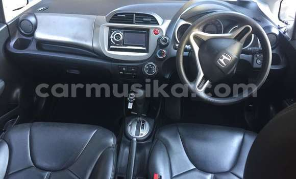 Buy Used Honda Fit Black Car in Harare in Harare