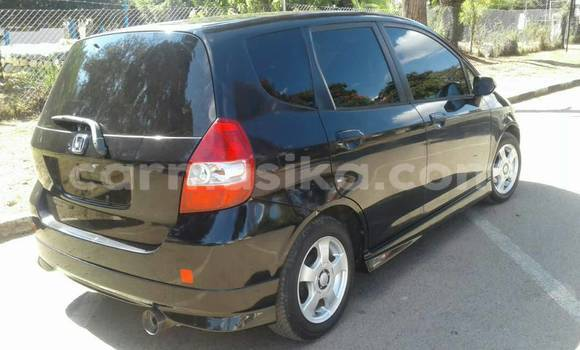 Buy Used Honda Fit Black Car in Borrowdale in Harare