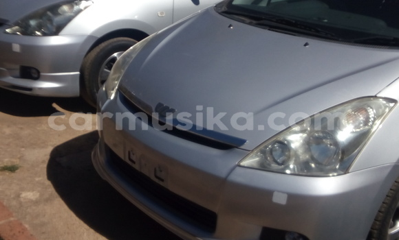Buy New Toyota Wish Silver Car in Harare in Harare