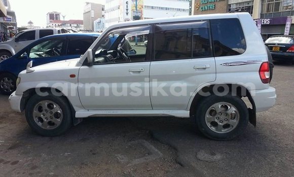 Buy Used Mitsubishi Pajero White Car in Bulawayo in Bulawayo