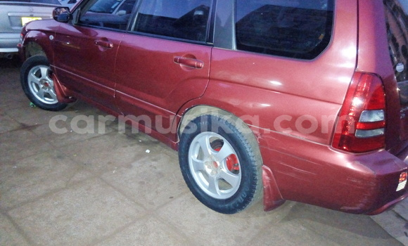 Buy Used Subaru Outback Red Car in Harare in Harare