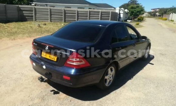 Buy Used Mercedes‒Benz C–Class Black Car in Harare in Harare