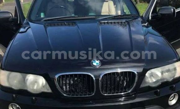 Buy Used BMW X5 Black Car in Bulawayo in Bulawayo