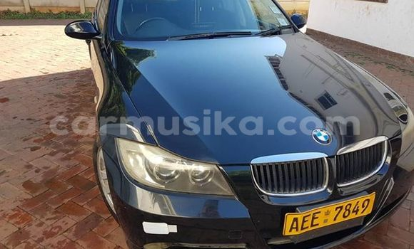Buy Used BMW 3–Series Black Car in Harare in Harare