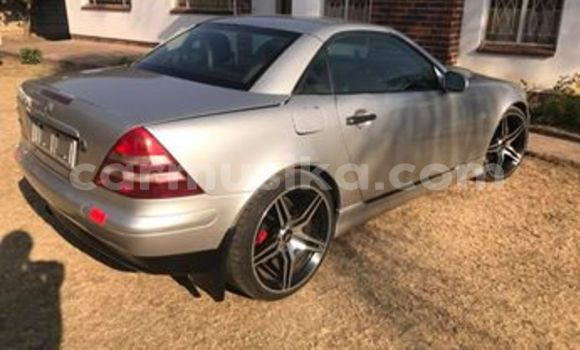 Buy Used Mercedes‒Benz CLK–Class Silver Car in Harare in Harare