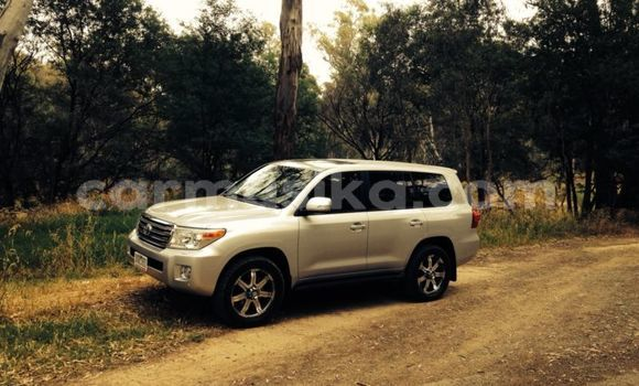 Buy Used Toyota Land Cruiser Silver Car in Harare in Harare