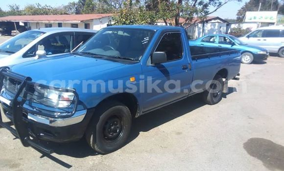 Buy Used Nissan Pickup Blue Car in Harare in Harare
