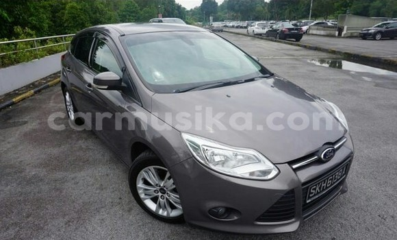 Buy Used Ford Focus Brown Car in Harare in Harare