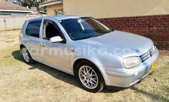 Buy Used Volkswagen Golf Silver Car in Harare in Harare