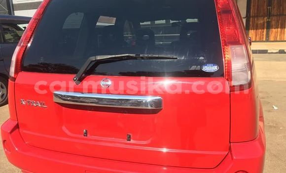 Buy Used Nissan X–Trail Red Car in Harare in Harare