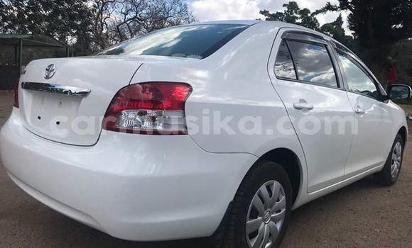 Buy Used Toyota Belta White Car in Harare in Harare