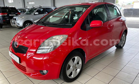 Medium with watermark toyota yaris harare harare 8875