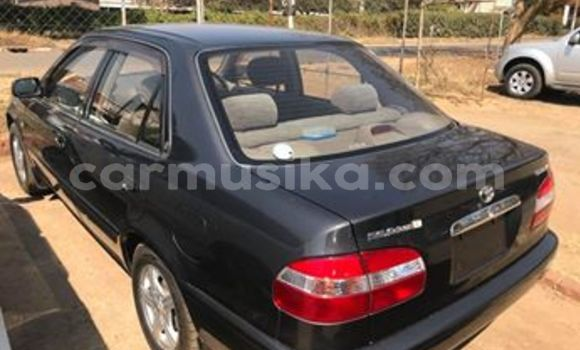 Buy Used Toyota Corolla Black Car in Harare in Harare
