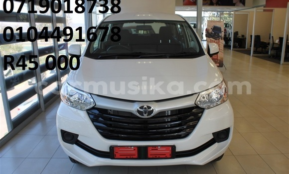 Medium with watermark toyota avanza harare harare 9127