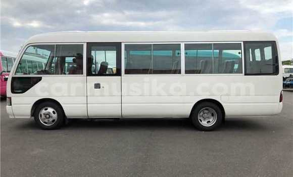 Buy Used Toyota Coaster White Car in Alexandra Park in Harare