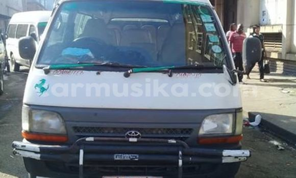 Buy Used Toyota Hiace White Car in Ruwa in Mashonaland East