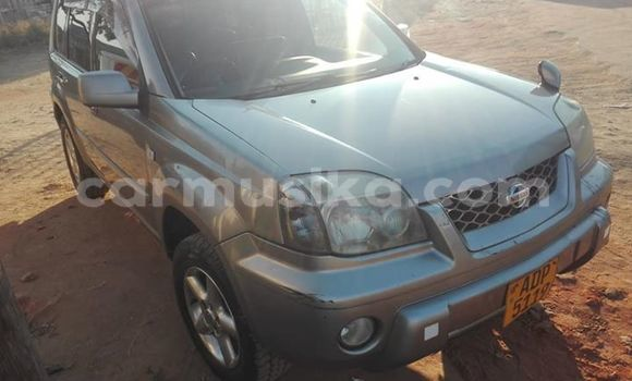 Buy Used Nissan X–Trail Silver Car in Harare in Harare
