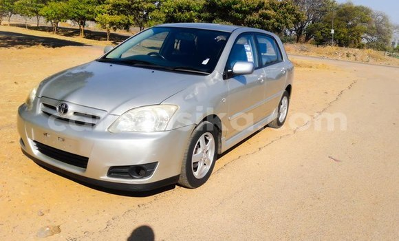 Buy Used Toyota Corolla Silver Car in Ruwa in Mashonaland East