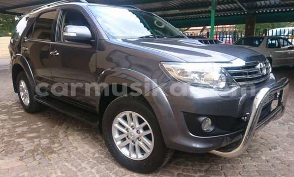 Buy Used Toyota Fortuner Other Car in Harare in Harare