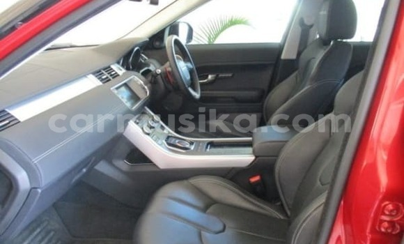 Buy Used Land Rover Range Rover Evoque Red Car in Harare in Harare