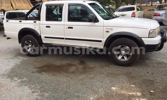 Buy Used Ford Ranger White Car in Borrowdale in Harare
