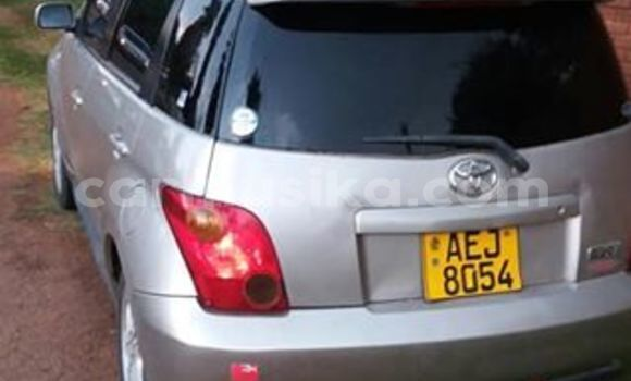 Buy Used Toyota IST Silver Car in Harare in Harare