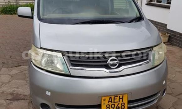 Buy Used Nissan Serena Silver Car in Harare in Harare