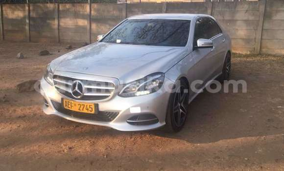 Buy Used Mercedes Viano Silver Car in Harare in Harare