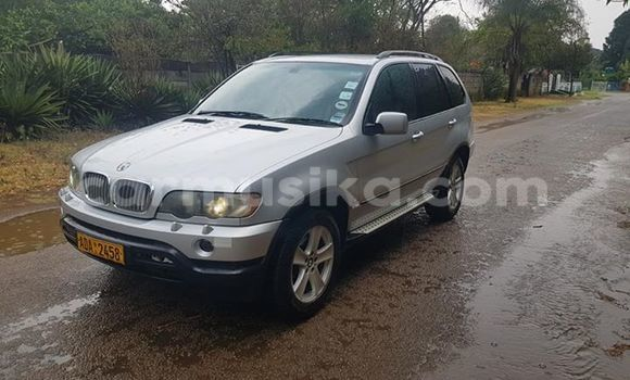 Buy Used BMW X5 Silver Car in Harare in Harare