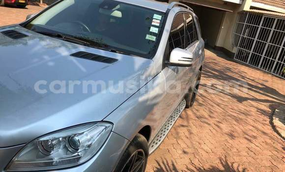 Buy Imported Mercedes‒Benz ML–Class Silver Car in Borrowdale in Harare