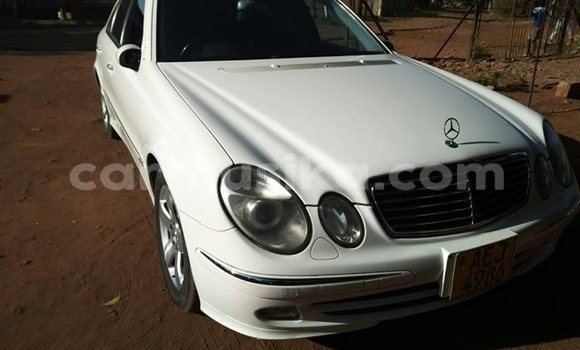 Buy Imported Mercedes‒Benz E–Class White Car in Harare in Harare