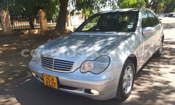Buy Imported Mercedes‒Benz C–Class Silver Car in Harare in Harare