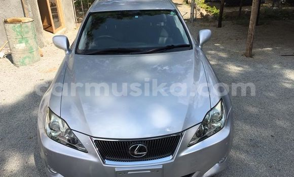Buy Imported Lexus IS Silver Car in Harare in Harare