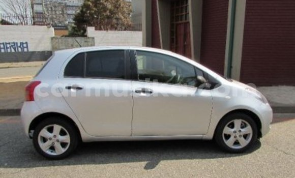 Buy Used Toyota Yaris Silver Car in Mabelreign in Harare