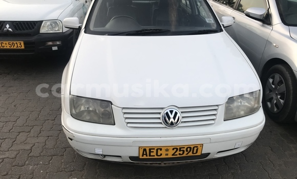 Buy Imported Volkswagen Jetta White Car in Harare in Harare