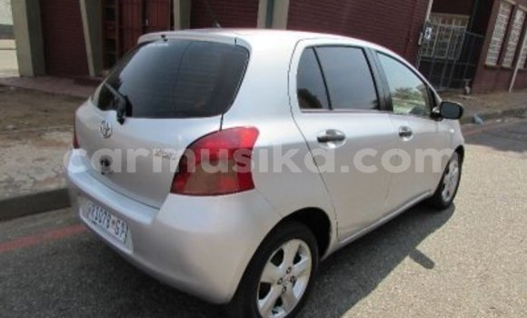 Buy Used Toyota Yaris Silver Car in Dzivarasekwa in Harare