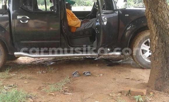 Buy Used Nissan Navara Black Car in Harare in Harare