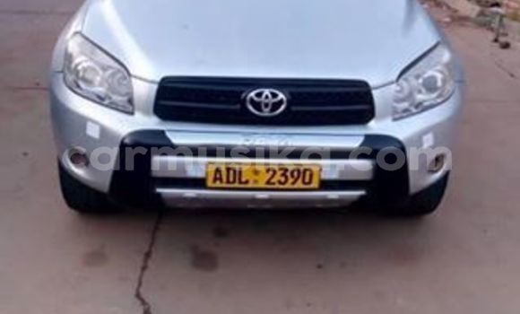 Buy Used Toyota RAV4 Silver Car in Kwekwe in Midlands