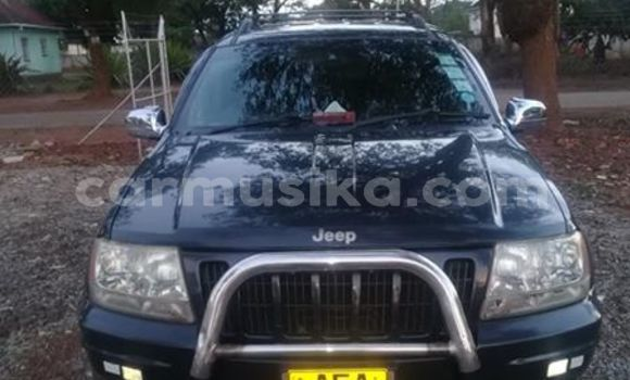 Buy Used Jeep Cherokee Black Car in Harare in Harare