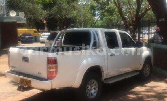 Buy Used Mazda BT-50 White Car in Harare in Harare