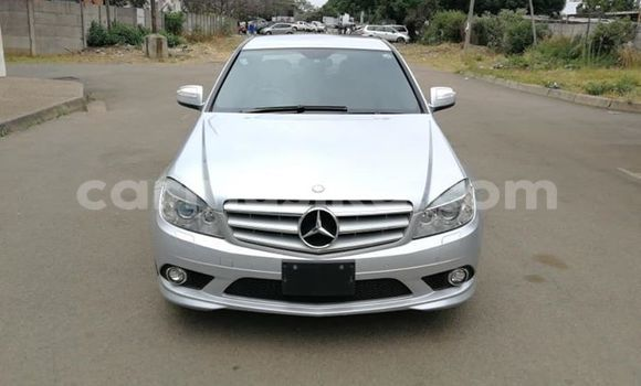 Buy Used Mercedes‒Benz C–Class Silver Car in Harare in Harare