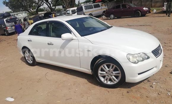 Buy Used Toyota Mark X White Car in Harare in Harare